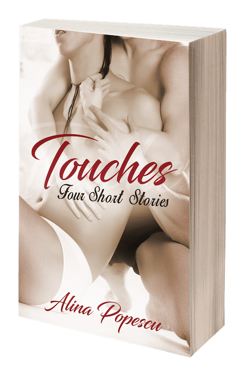Touches: Four Short Stories book cover