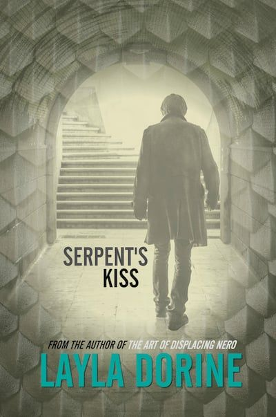 serpents kiss book cover