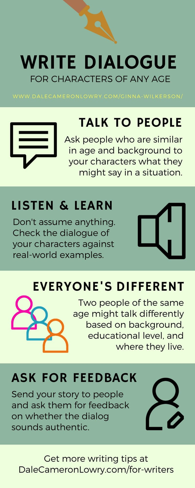 infographic condensing the main article points