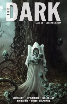 cover of The Dark magazine December 2017 issue