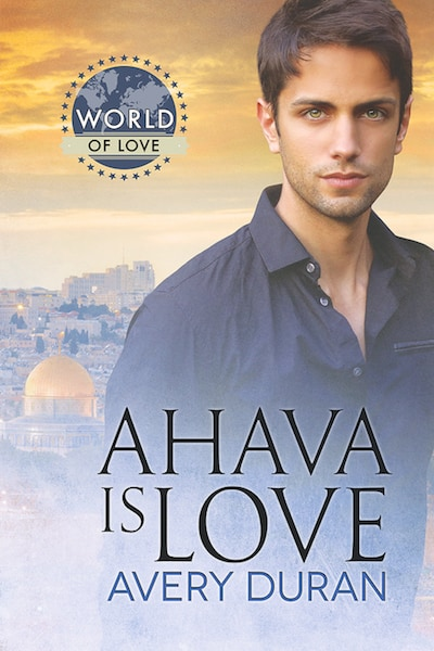 Ahava Is Love book cover