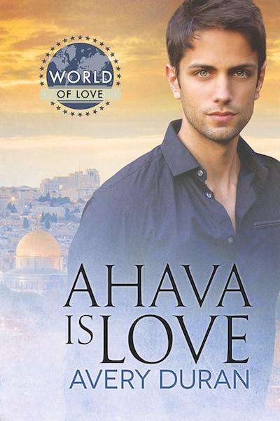 Ahava Is Love book cover