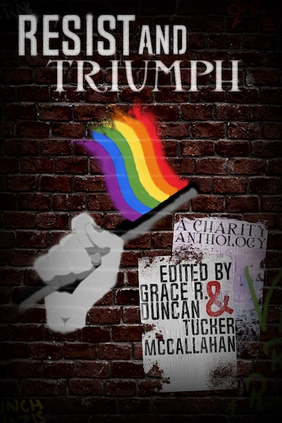 resist and triumph book cover