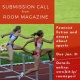 Submission call: Feminist literary magazine Room wants creative writing on the theme of sports