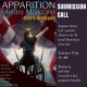 Submission call:  Apparition Lit wants speculative fiction and poetry on the theme of ambition